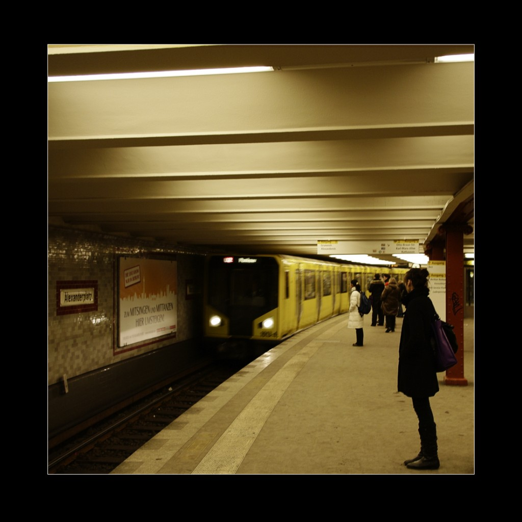 U-Bahn