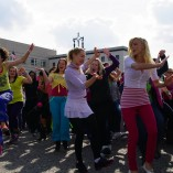 Bild-19-Zumba-Flashmob-Brandenburger-Tor